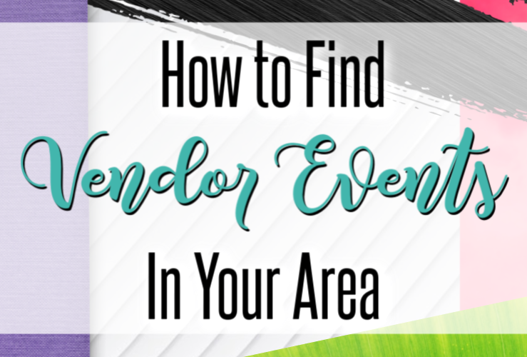 how to find vendor events